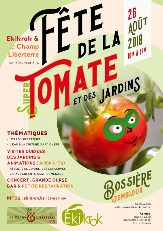 Fête de la tomate - EKIKROK